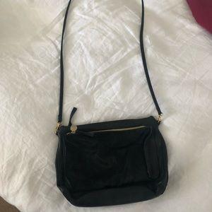 "Clare Vivier ""gosee"" 2-pocket crossbody purse"